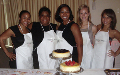 The team at Deescakes